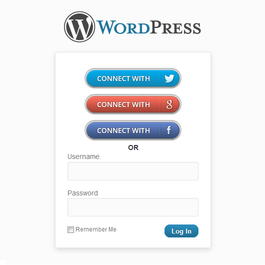 Como loguearse con Facebook en WordPress