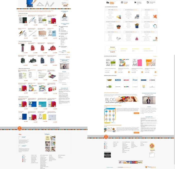 ¿Por qué tienes que cambiar el diseño de tu tienda online de hace 3 años?